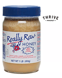 really raw honey thrive market review