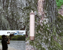 Pure2Go Water Purifier Giveaway