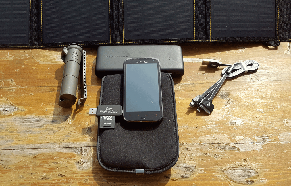 survival tech for off grid info access