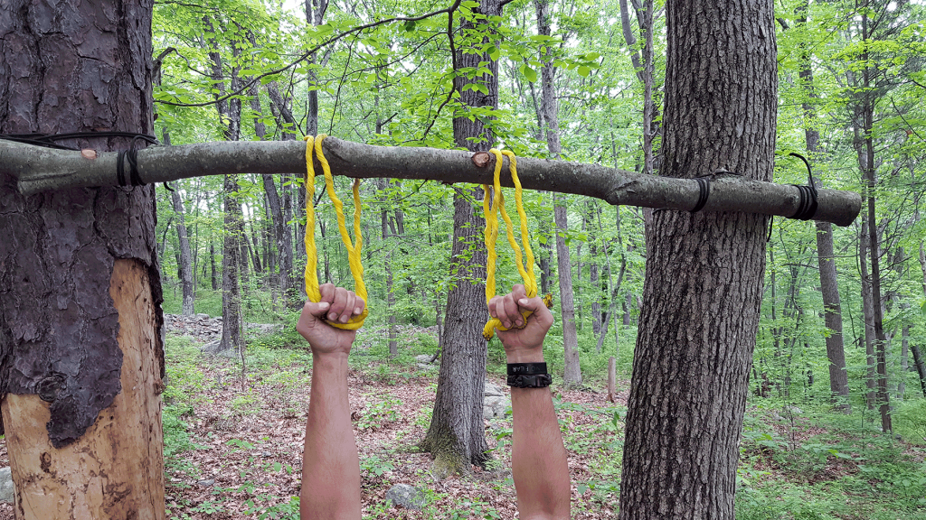 field expedient Suspension Training System
