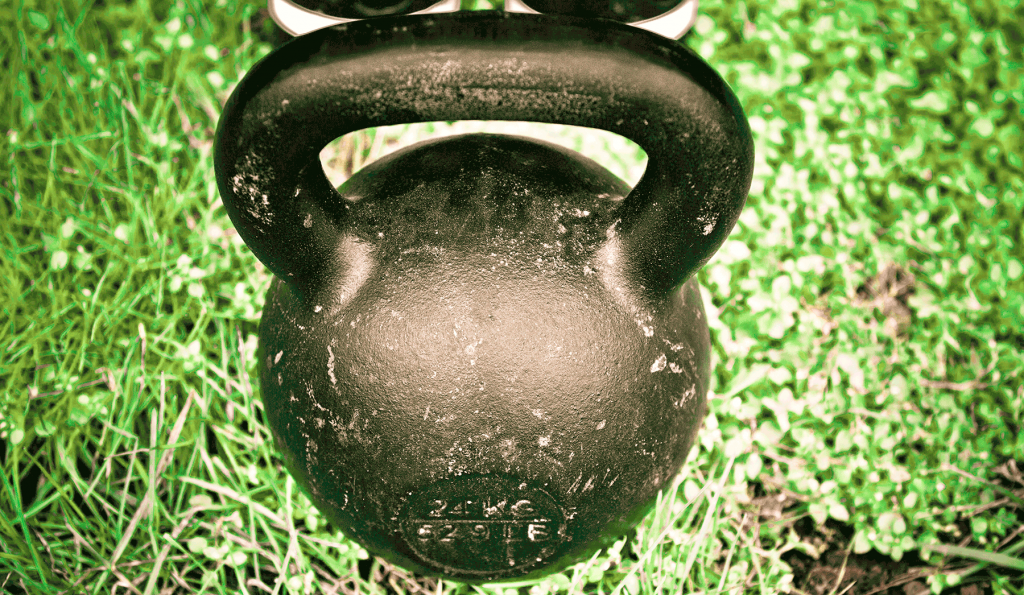 Kettlebells for preppers