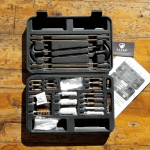 review of the universal gun cleaning kit by falko
