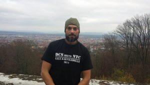 coach helder gomes teaching in bamberg, germany